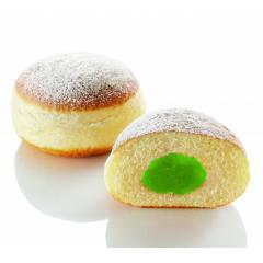 Stuffing apple green