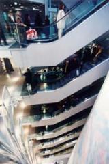 Эскалатор для коммерческих зданий Шиндлер 9300