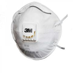 Eye protections and persons, respirator of 3 m