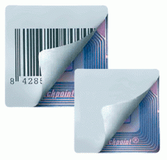 Anti-theft label of 4х4 cm (false bar code)