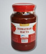 Tomato paste PREMIUM, 1000 gr. - PULSAR