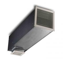 Grates for round ducts