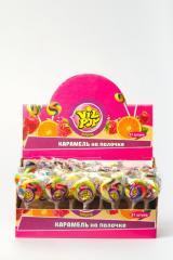 Rainbow Vil pop lollipop 14 gr 4*81