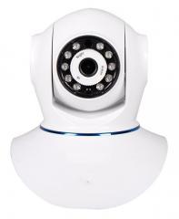 Беспроводная поворотная Wi-Fi IP камера - HD...