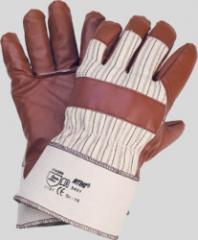 Нитриловые перчатки (EN 388 категория 2 EN420)