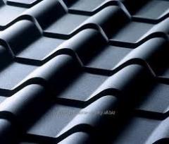 Metal tile Fortuna