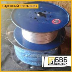 Wire scraper downhole 1.8 mm 10Х17Н13М2Т TU 14-4-1287-84