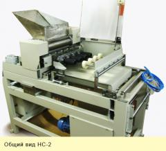 NS-2 Equipment for production of sushka