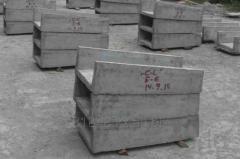 Concrete gutters
