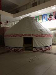 Yurt-12 and