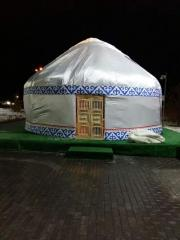 10-and cable-yurts