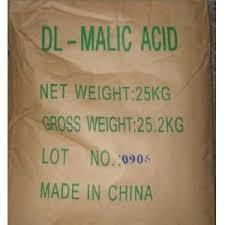 Яблочная кислота (C4H6O), оксиянтарная кислота