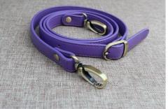 991 Ремешок эко-кожа 117см фиолет.