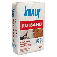 Штукатурка Ротбанд Кнауф 30 кг