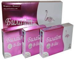 Билайт(B-lite) 96 Premium - Капсулы для похудения