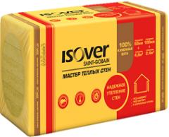 ISOVER Мастер Теплых Стен 1000х600х50мм, 4,8м2