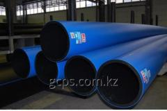 Polyethylene PE 100 c protective coating of