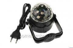 Disco-ball LED color music Led Magic Ball