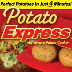 Bag-sleeve for baking Potato Express