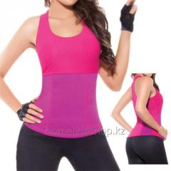 Slimming T-Shirt Hot Shapers - Size S, Pink Color