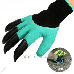Садовые перчатки Garden Genie Gloves с...