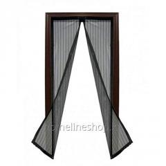 Антимоскитная сетка на двери Magic Mesh (Меджик Меш)