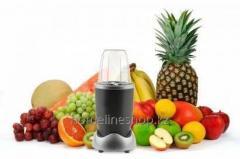 Кухонный комбайн-блендер для смузи 600 ВТ