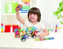 Children's magnetic constructor 44 items