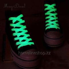 Luminous shoelace