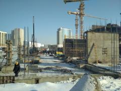 Projects of constructions