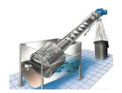 Grates mechanical rake, lath type