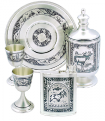 Gifts made of silver
