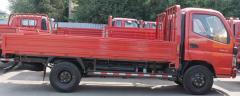 Truck onboard 3-5t Photon Aumark, Onboard truck.