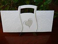 Свадебное приглашение в алмате