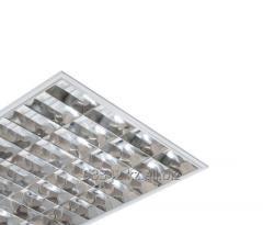 Встраиваемый светильник серии ЛВО06 BPR