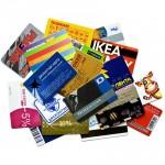 Все виды пластиковых карт