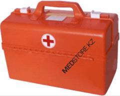 Укладки врача скорой медицинской помощи серии