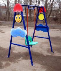 Качели Солнышко, Качели, детские уличные