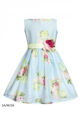 Платье для девочек 1A-W-16
