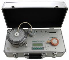 Радиометр радона Рамон-02, совмещенный с