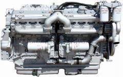 Двигатель Detroit Diesel 149 серии, двигатель