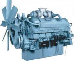 Двигатель Mitsubishi S6R-Y2PTAW-1, S12A2-Y2PTAW-2,