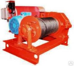Winches are shunting, production, Kazakhstan