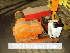 Mounting winches, production, Kazakhstan,