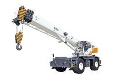 Zoomlion crane RT35-beams