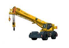 Zoomlion crane RT55-beams