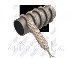 Нагревательный кабель взрывозащищенный (ЭНГКЕх-1, 380В)