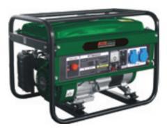 Petrol generator 720/650B 4,2l RTRMAX