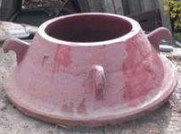 Cone and bowls for crushers ksd-900