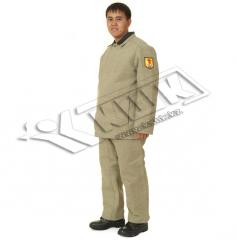 Clothes protective for welders, Suits protective